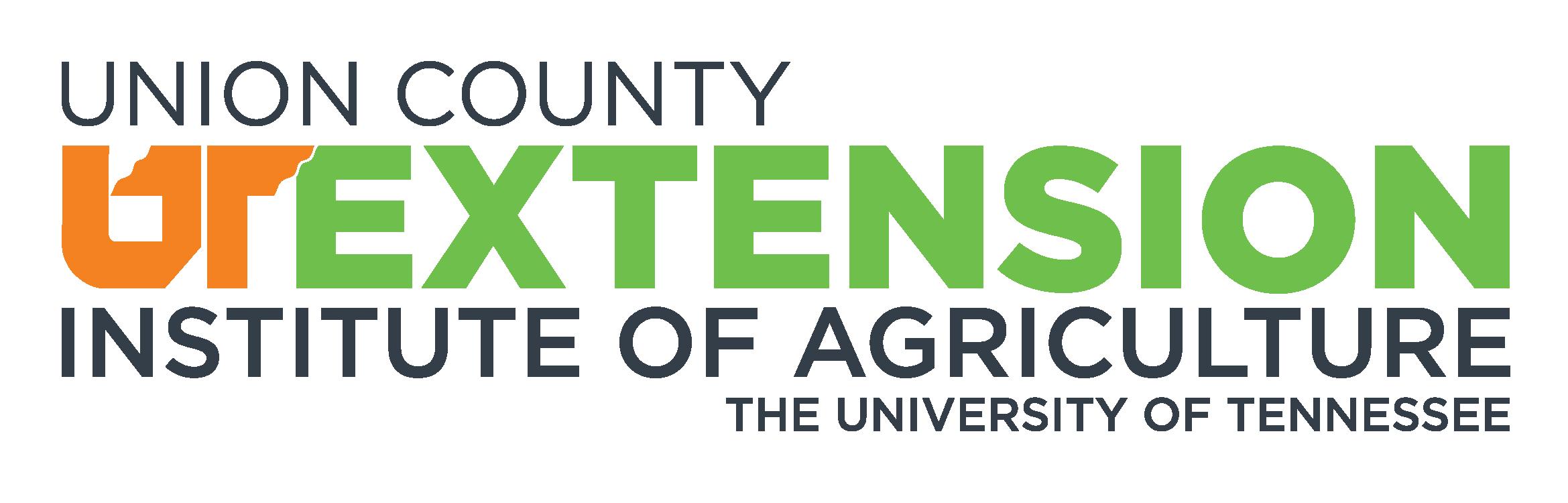 Union County UT Extension logo